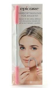 ny metod för hårborttagning