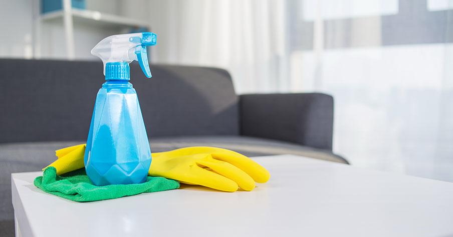 Lär dig städa mer effektivt